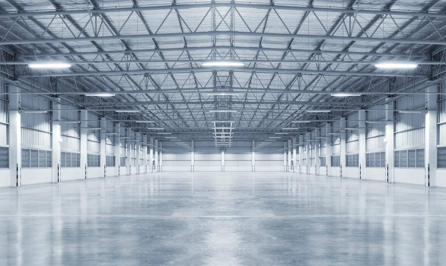 Pabellones Industriales