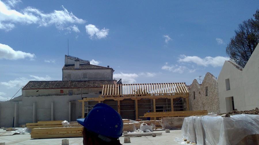Foto bodega de madera de jj carpinteros c b 517940 habitissimo - Carpintero tarragona ...