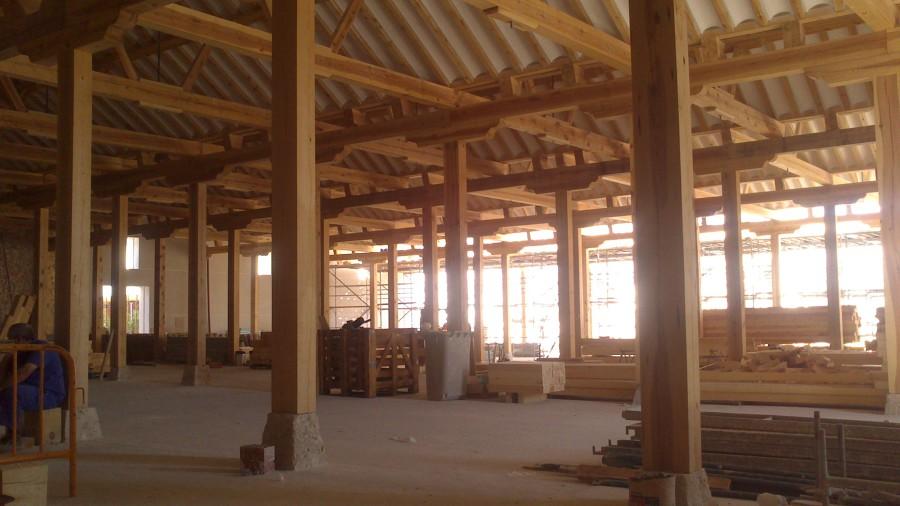 Foto bodega de madera de jj carpinteros c b 517962 habitissimo - Carpintero tarragona ...