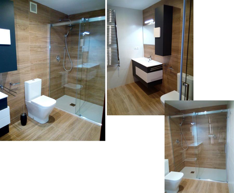 Diseño Integral cuarto de baño