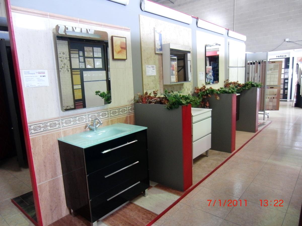 Azulejos Baño Granada:Foto: Boutique Azulejos, Baños, Gres de Materials Mercader