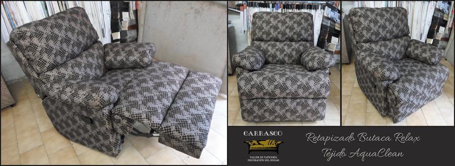 Foto butaca relax de tapicer a carrasco 741097 habitissimo - Tapiceros tarragona ...