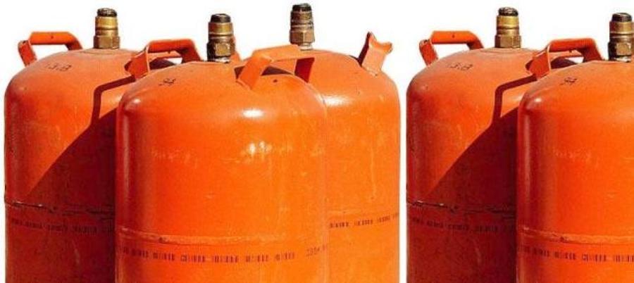 BOMBONAS DE GAS