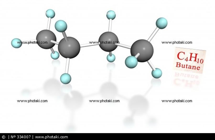 MOLECULAS DE GAS