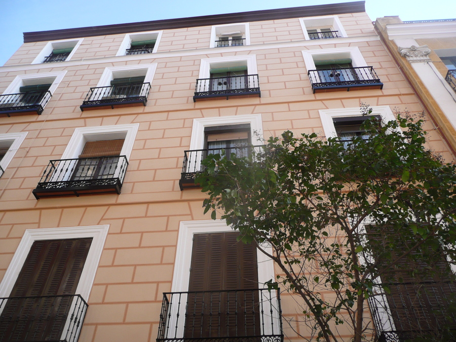 C/ Sombrerería 24, Madrid