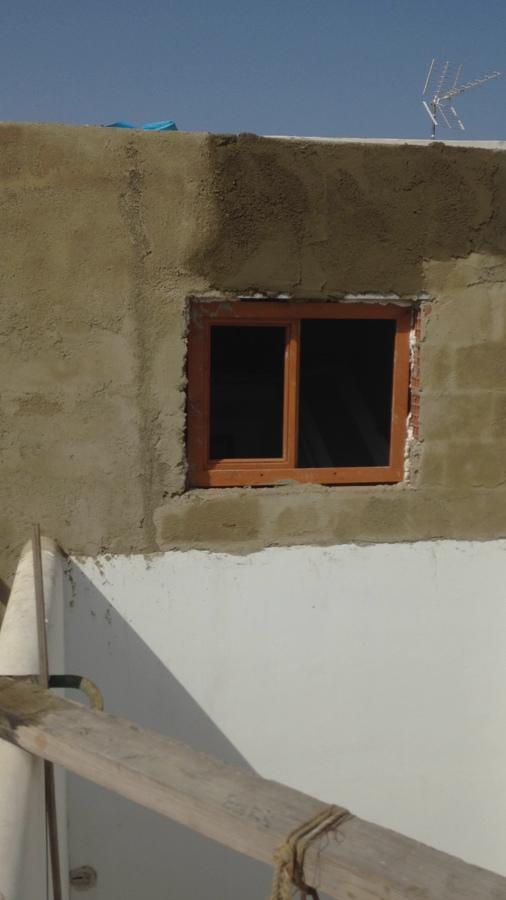 Habitacion en terraza