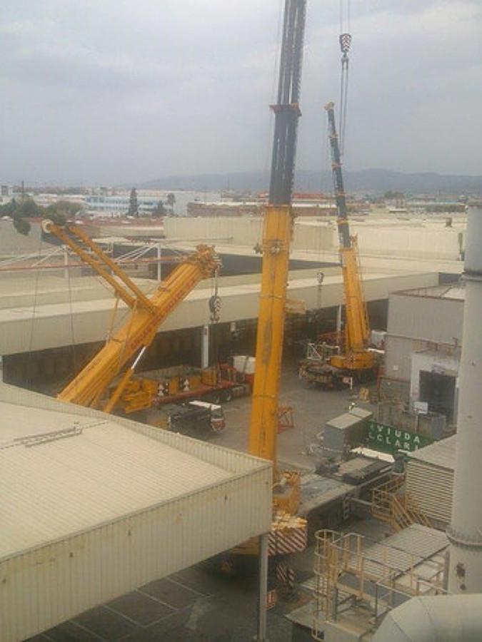 Coordinación seguridad y salud y Proyecto de obras