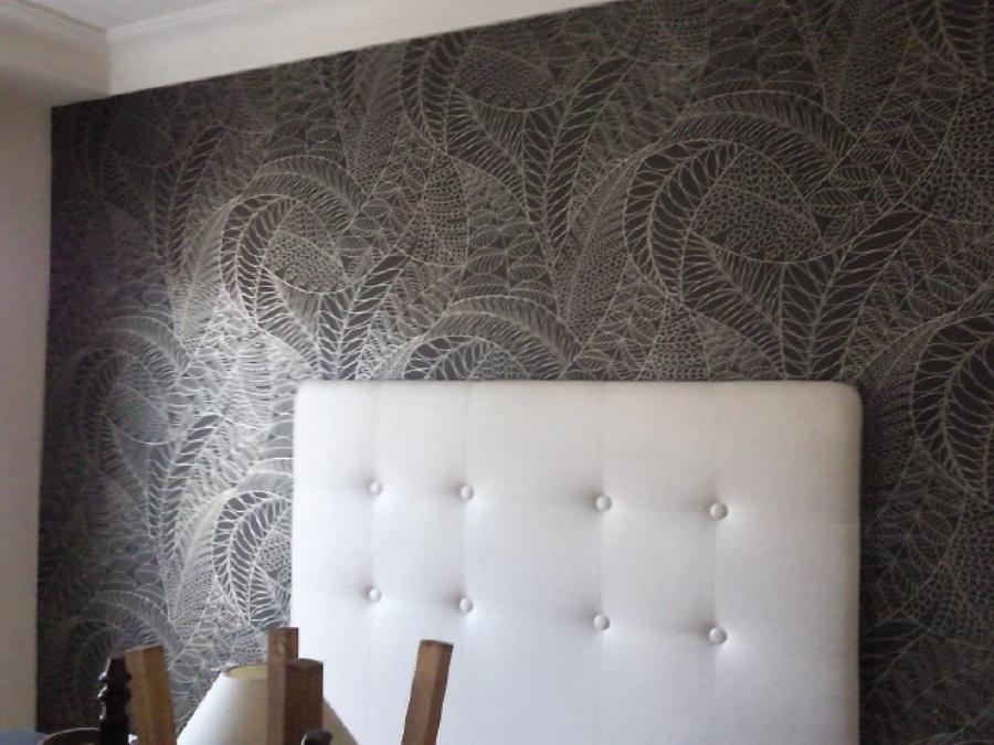 Foto cabecero de papel pintado de jlb pinturas 635568 for Papel pintado tenerife