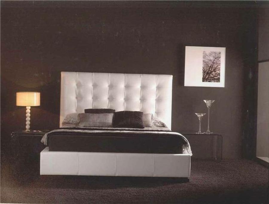 Foto cabecero tapizado de zaragoza sofas s l 563509 - Cabeceros tapizados fotos ...