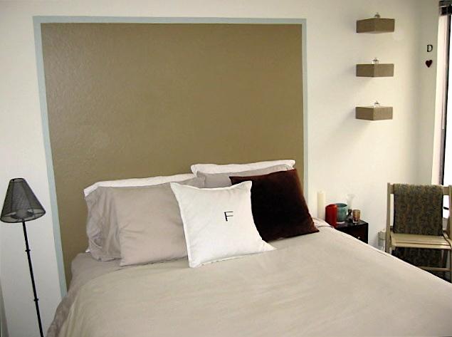 Foto cabeceros de habitacion de matrimonio de david gomez - Cabeceros de cama pintados ...