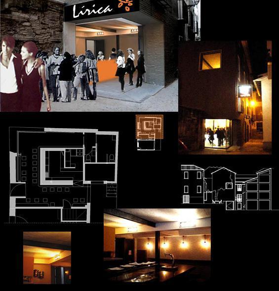 Foto cafe bar l rica granada de laa arquitectos granada - Arquitectos de granada ...
