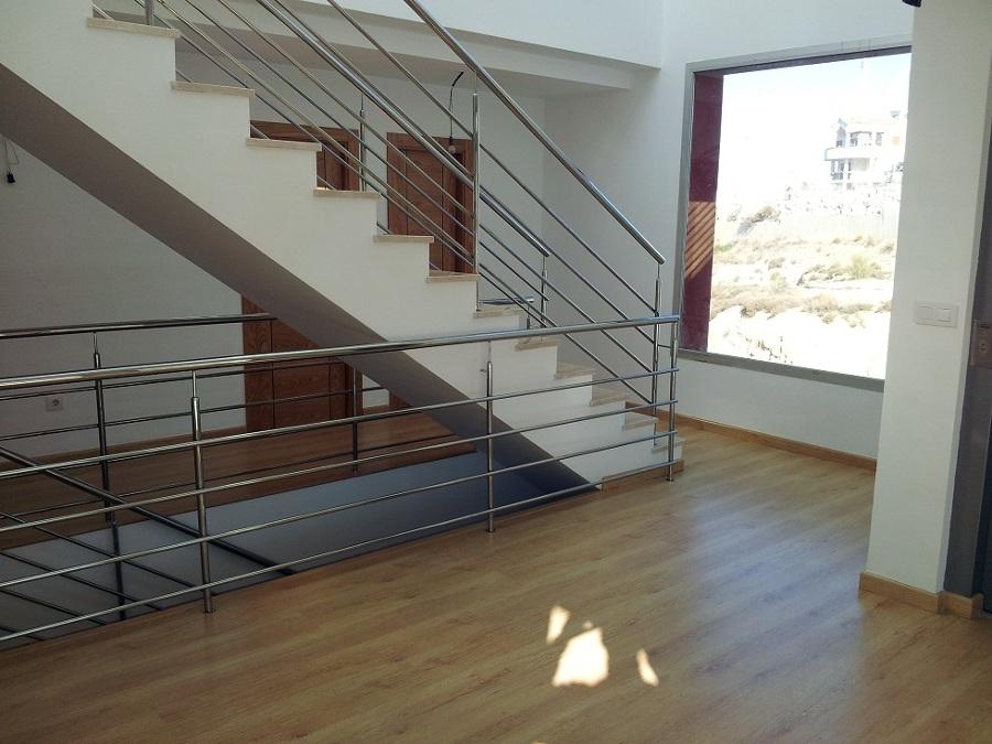 caja de escaleras