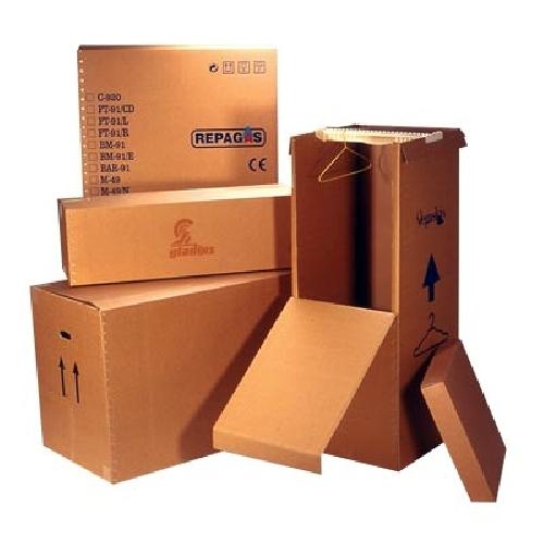 Foto caja varias de mudanzas lm 131226 habitissimo for Cajas para mudanzas