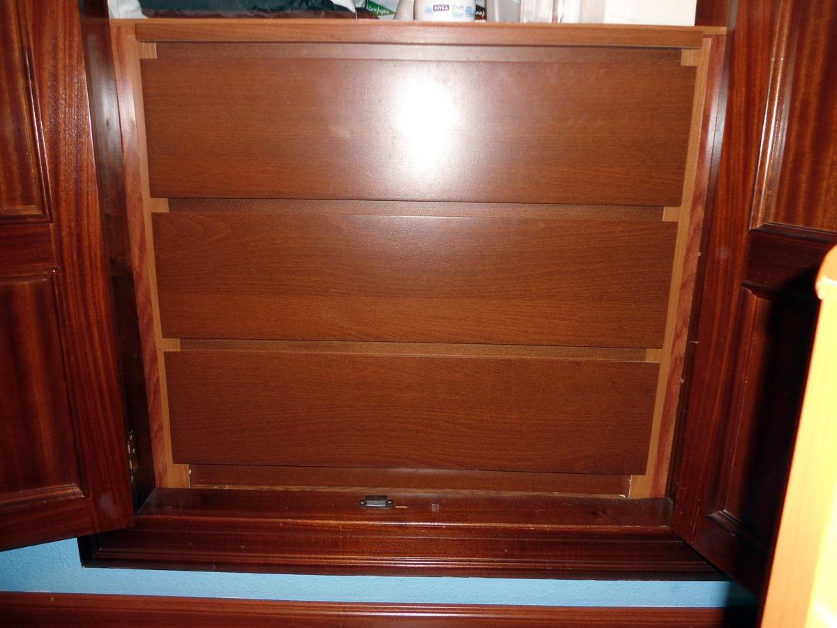 Foto cajonera para armario empotrado de el manitas 441196 habitissimo - Cajonera armario empotrado ...