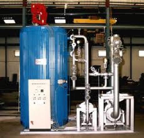 Caldera de calefacción a gas