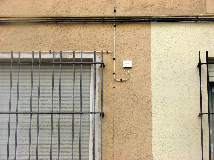Calidad de terminación en redes de antena colectiva