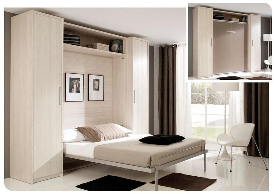 Foto cama abatible de 135 cm x 190 de muebles y mudanzas vinalopo s l 319297 habitissimo - Camas abatibles 135 ...