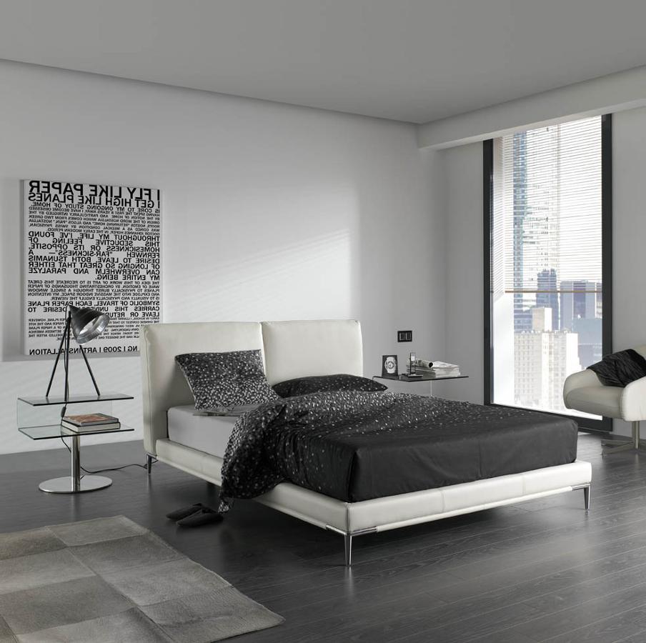 Foto cama tapizada de muebles paco caballero 386537 for Muebles caballero murcia