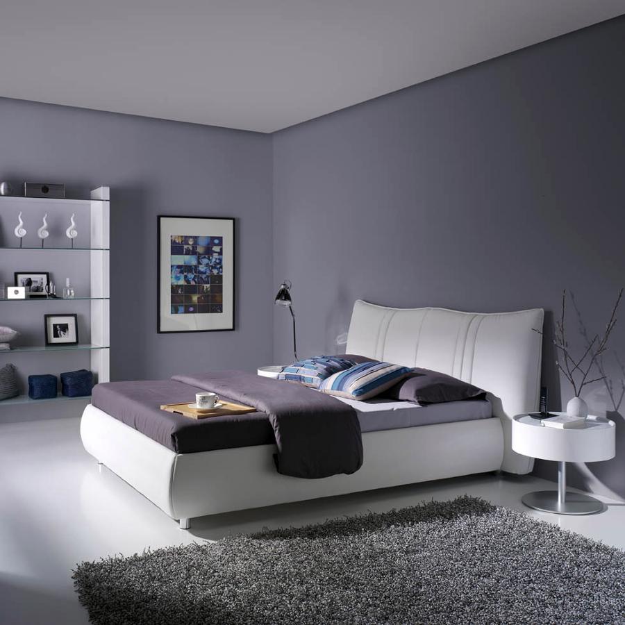 Foto cama tapizada de muebles paco caballero 386539 for Muebles caballero murcia