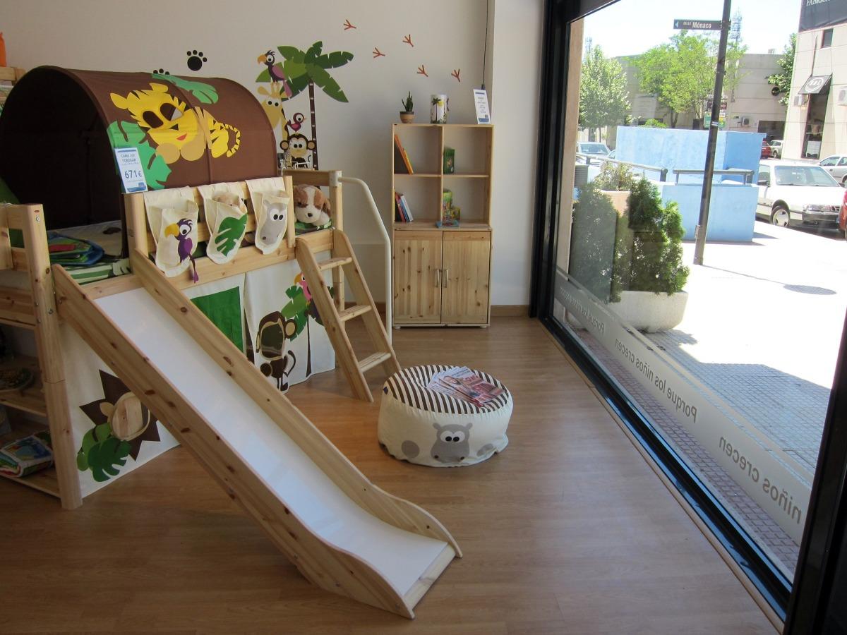 Tiendas De Muebles En Vizcaya : Foto camas con tobogán de flexa shop boadilla