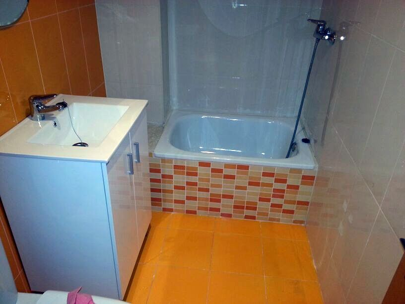 cambiar de ducha x bañera