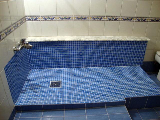 Foto cambio de ba era por ducha de obra de nolomu iz - Cambiar banera por ducha precio ...