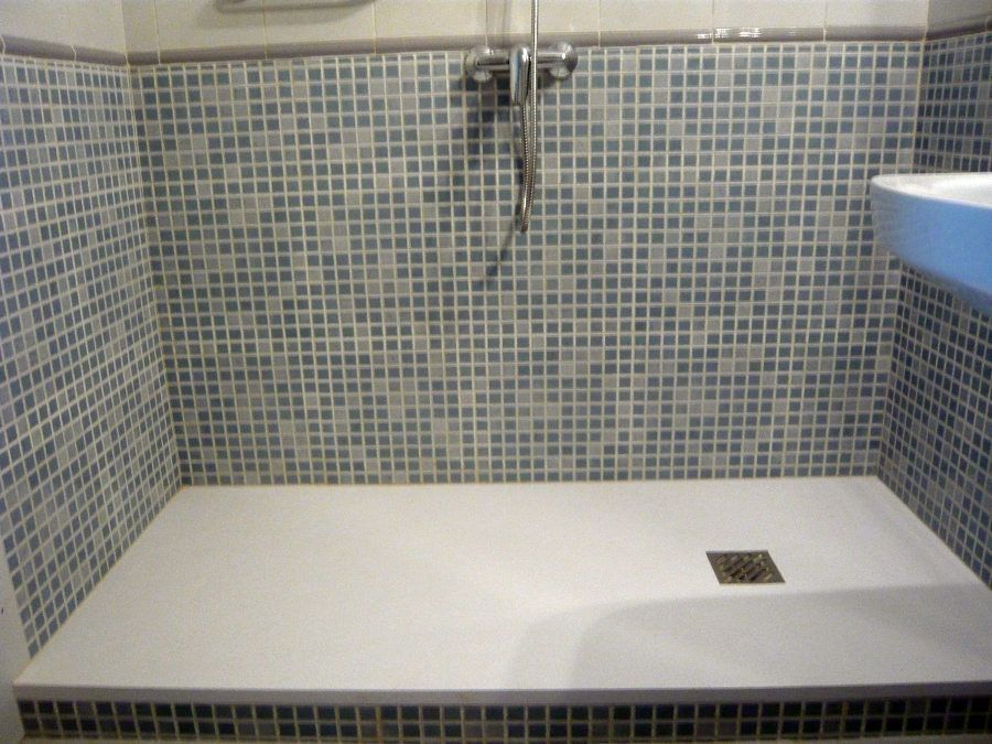 Foto cambio de ba era por ducha de topducha 237991 for Banera plato de ducha