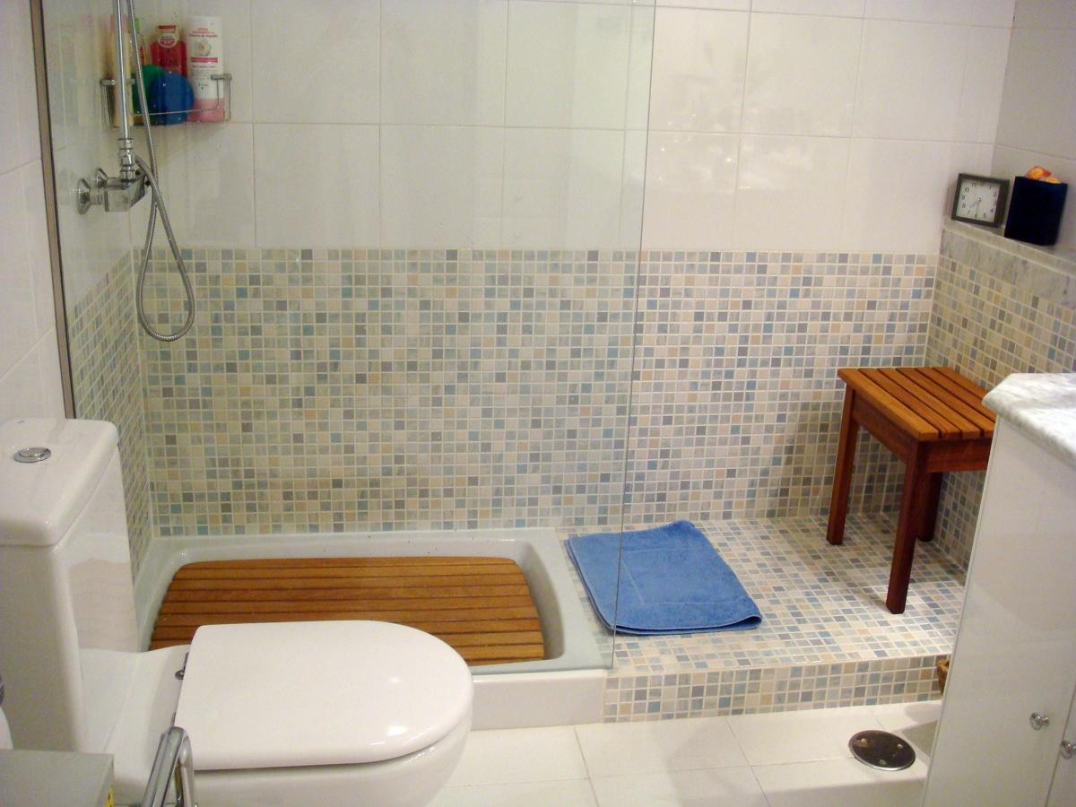 Foto cambio de ba era por plato de ducha de caldisban s l pl cido 183690 habitissimo - Cambio de banera por ducha ...