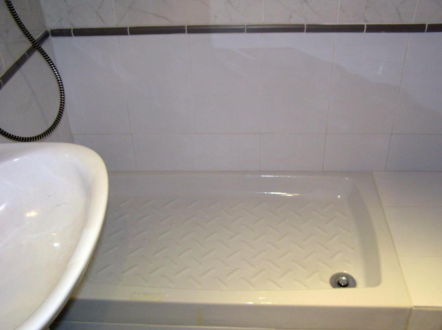 Foto cambio de ba era por plato de ducha de m l reformas 448022 habitissimo - Cambio de banera por ducha ...