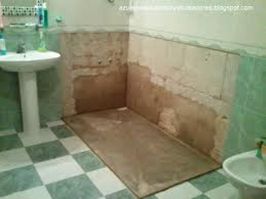 Foto cambio de ba era por plato de ducha de reformas y - Banera plato de ducha ...