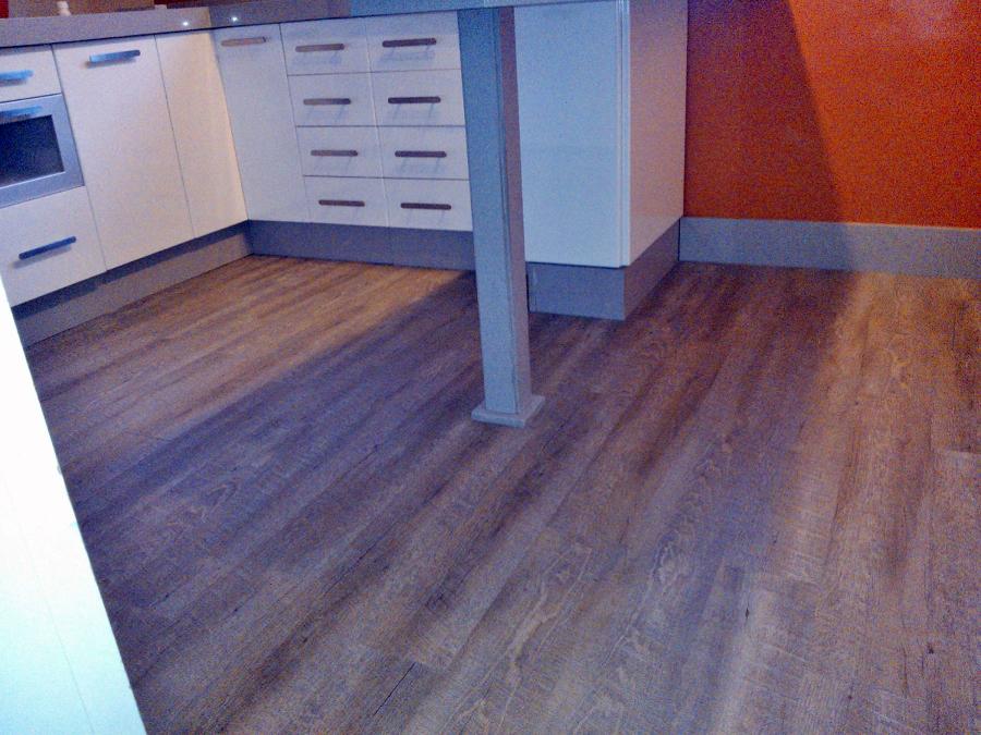 Cambiar cocina sin obra affordable renovar la cocina sin - Cambiar suelo cocina ...
