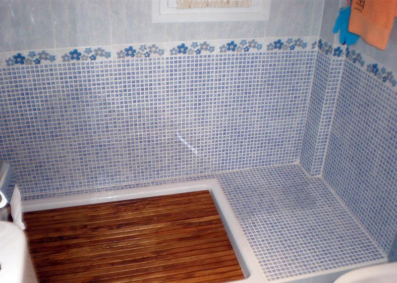Cambios de Bañera por plato de ducha
