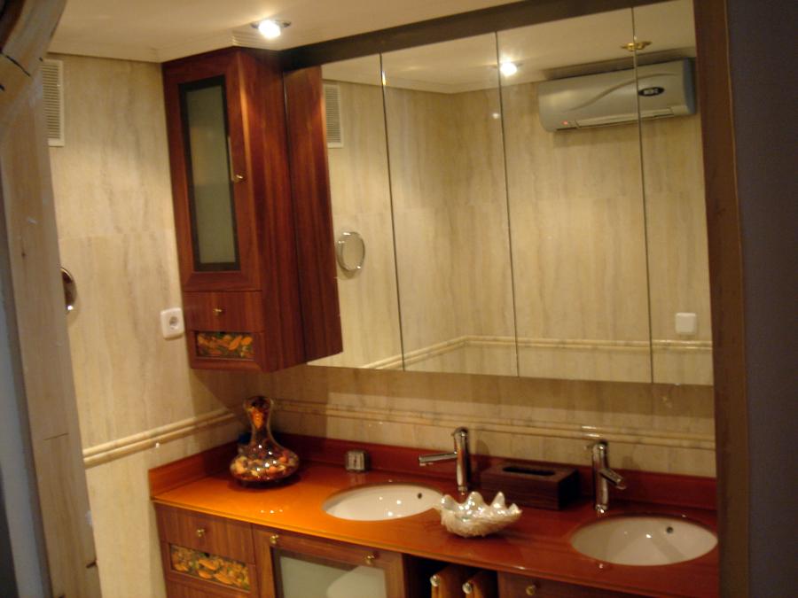 Foto camerino de ba o a medida de muejosala 134080 - Muebles de bano a medida ...