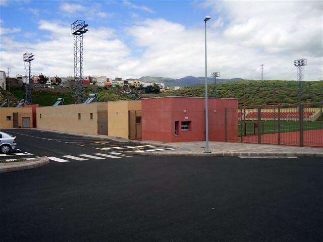 Campo de Futbol en Arinaga