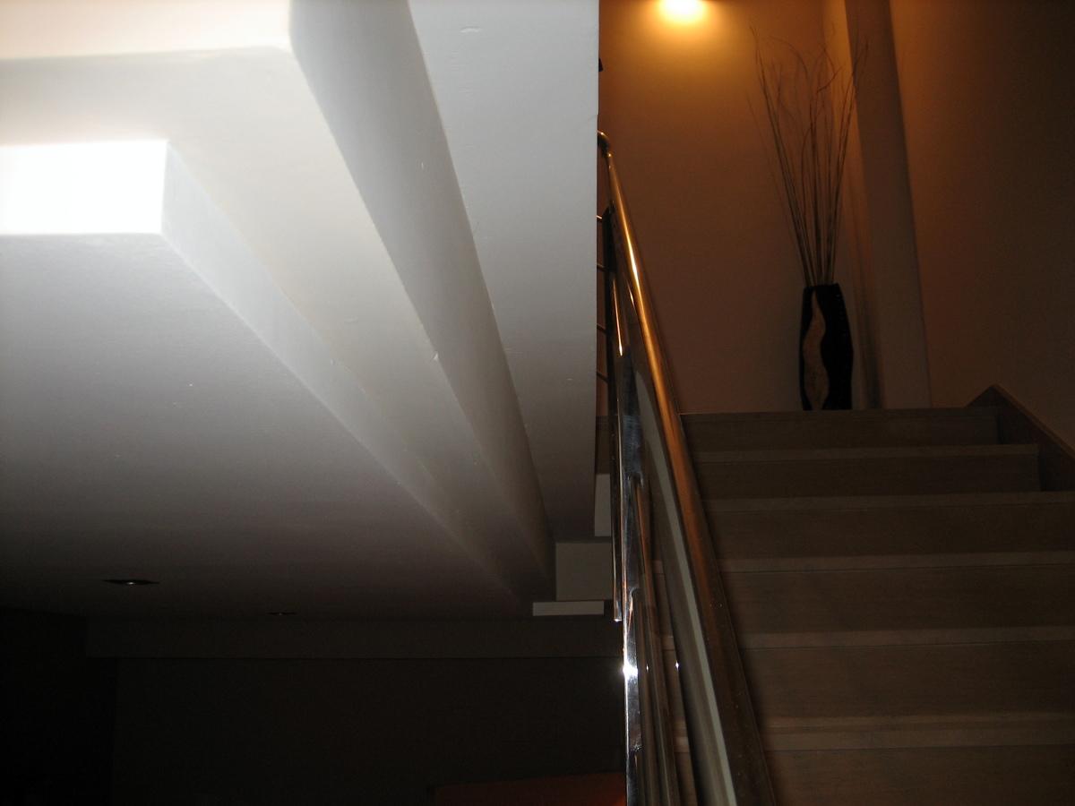 canto visto subida escalera