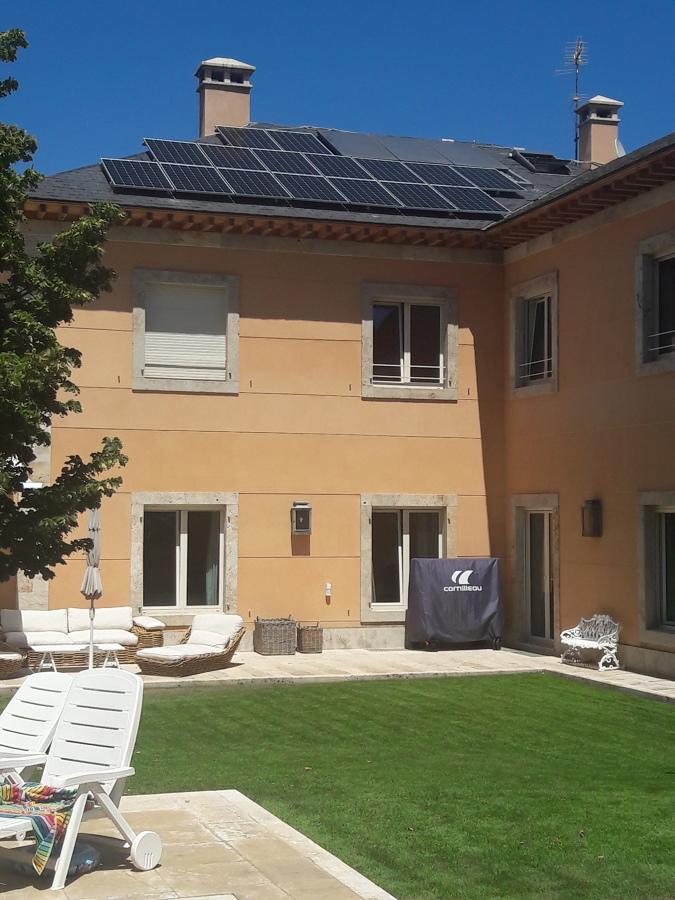 Instalación placas solares, Majadahonda, Madrid