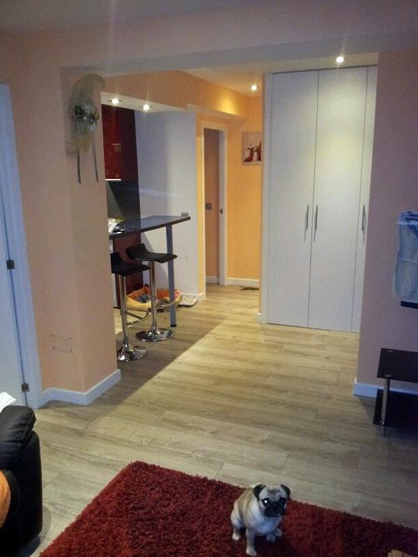 Foto carpinteria en toda la casa de maderbeco 278875 - Carpinteria casas ...