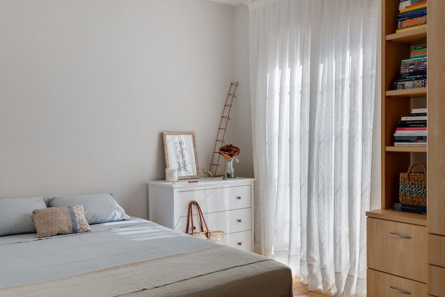 Dormitorio de un viajero