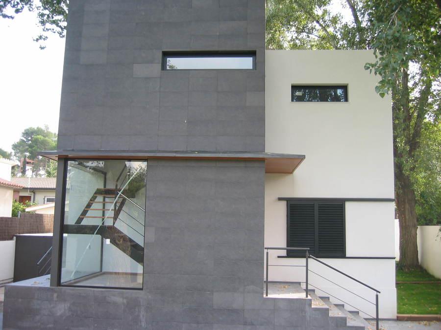 Casa AE - Fachada principal