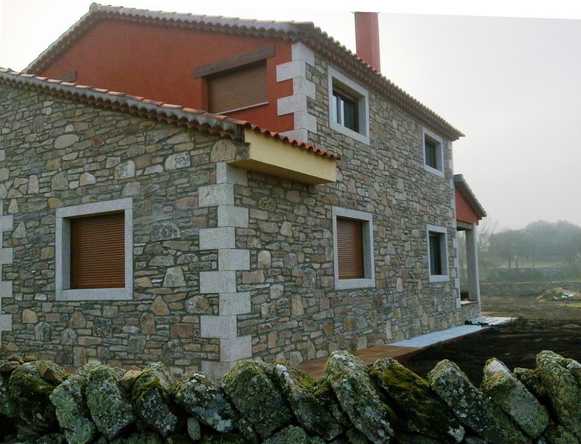 Casa aislada Almeida de Sayago