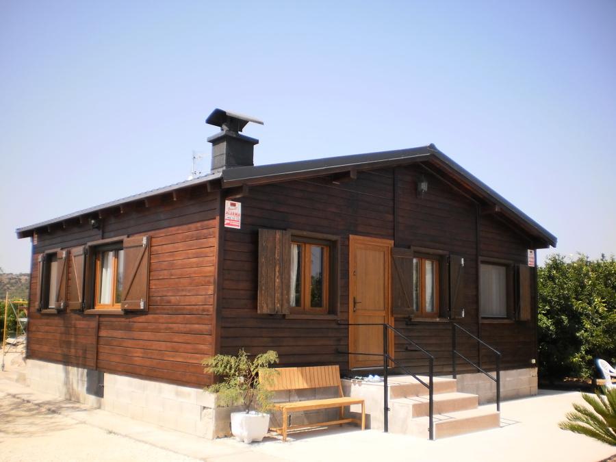 Foto casa bichet de casas de madera gdanks 611564 - Casas prefabricadas en valladolid ...