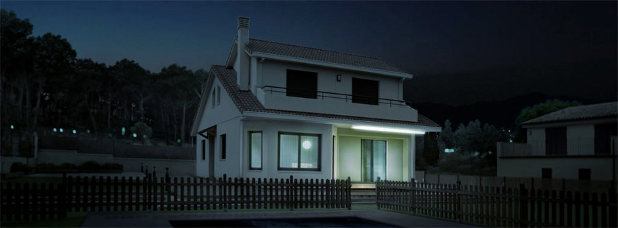 Foto casa de dise o prefabricada rus de pmp casas pr t - Casa prefabricada navarra ...
