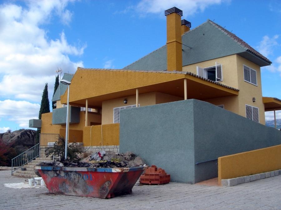 Foto casa de la juventud manzanares el real de jarque - Casa en manzanares el real ...