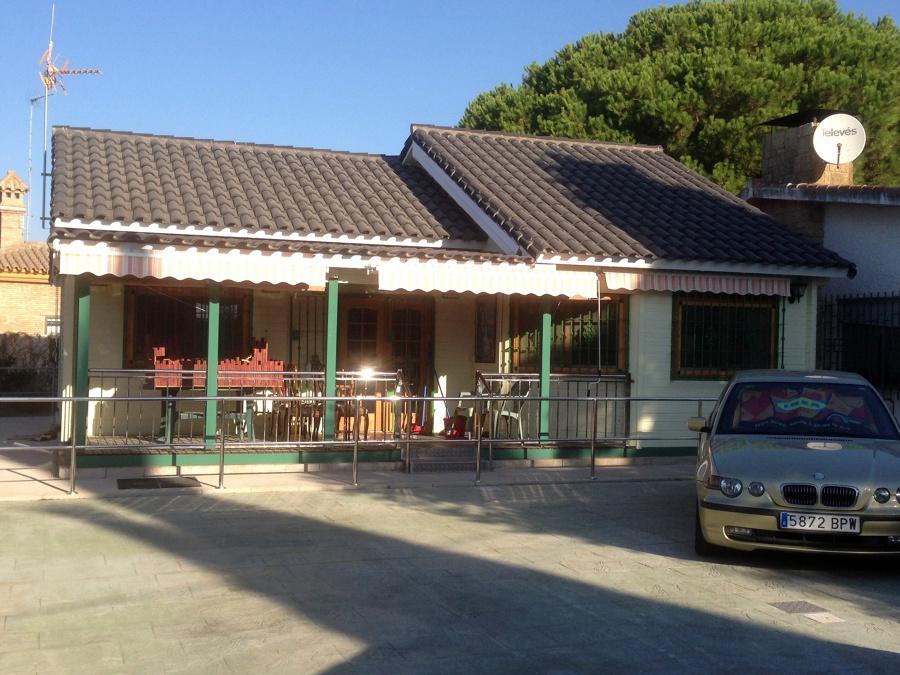 Casa de madera modeló Vigo 90m2