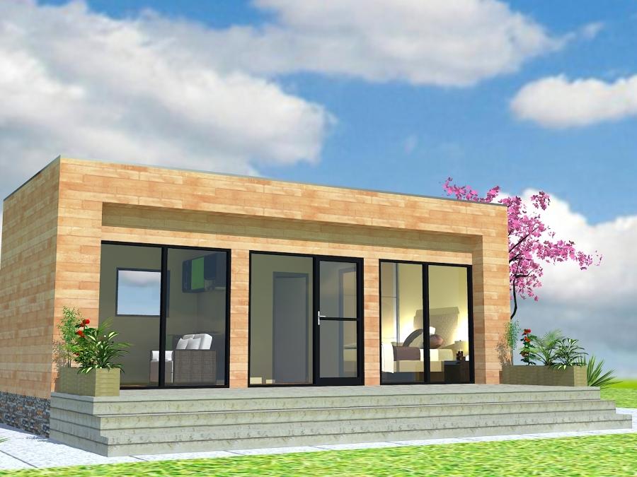 Foto casa de madera de casas de madera magimad 284958 - Casas prefabricadas cuenca ...