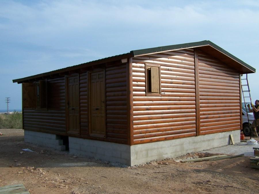 Foto casa de madera de proyectos en madera 687082 - Casas prefabricadas en zaragoza ...
