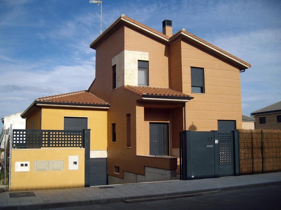 Foto casa en boecillo valladolid de arquitectos pascual - Arquitectos en valladolid ...