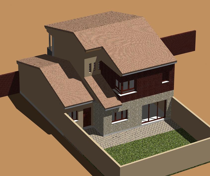 Foto casa en pe afiel valladolid de arquitectos pascual garc a gallo 275360 habitissimo - Arquitectos en valladolid ...