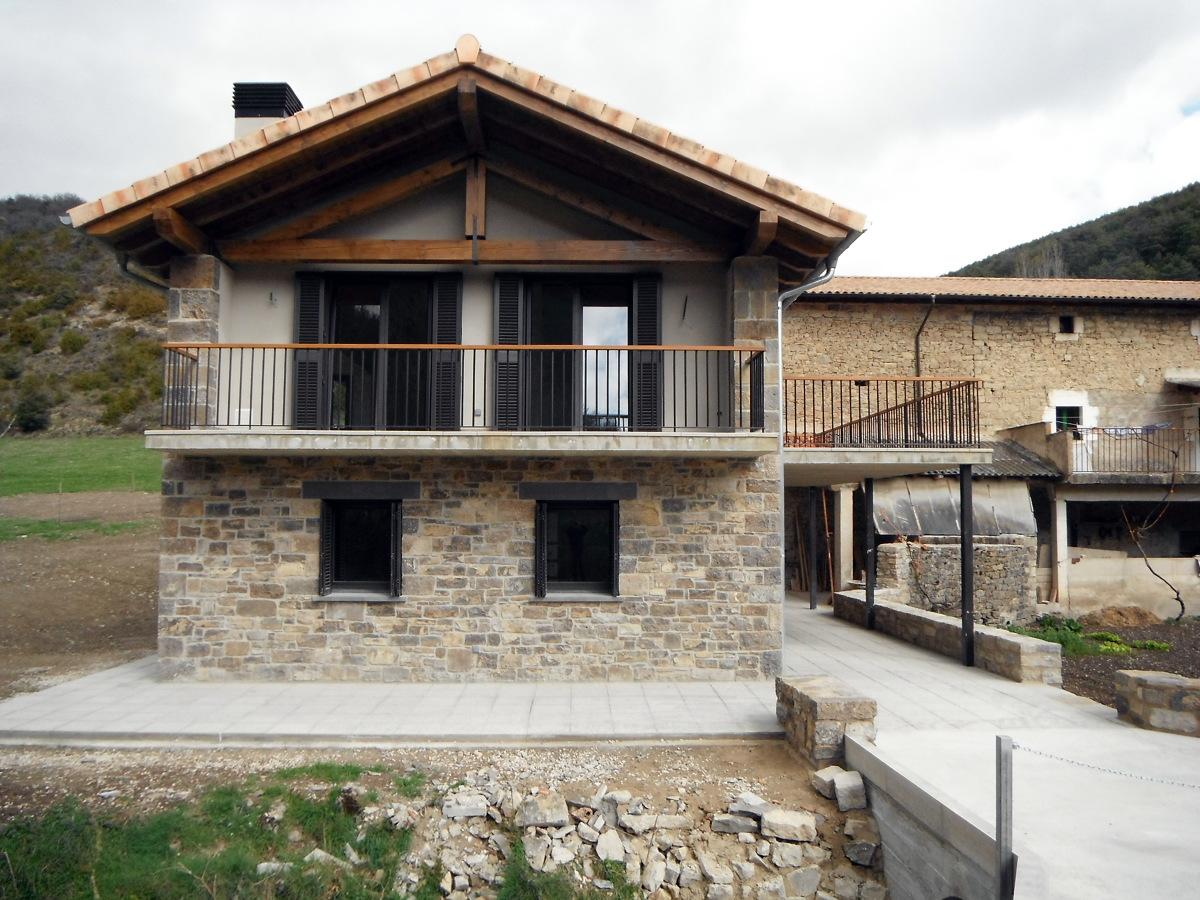 Foto casa en pueblo de construcciones don zar s l - Casas de pueblo reformadas ...
