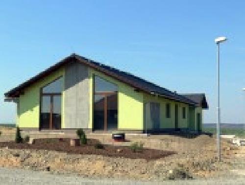 Foto casa hogar cz de promad sallende 254578 habitissimo - Casas prefabricadas vizcaya ...